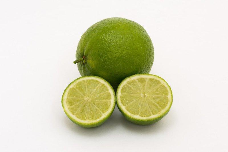 Citrus aurantifolia Lime Verde - pot 2 ltr