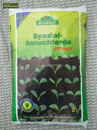 Bioflor Speciale zaai- en stekgrond 5 ltr