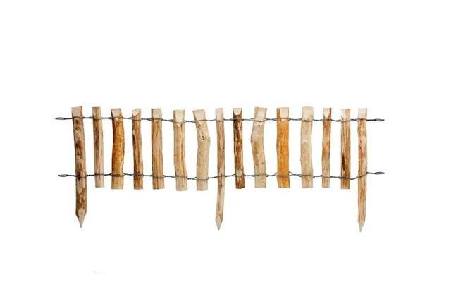 Kastanjehek Rollborder 110 x 34 cm