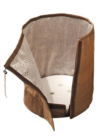 Winterbescherming voor potten Ø 45 cm
