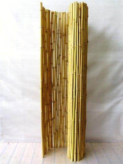 Bamboe Rolscherm naturel 180 x 180 cm