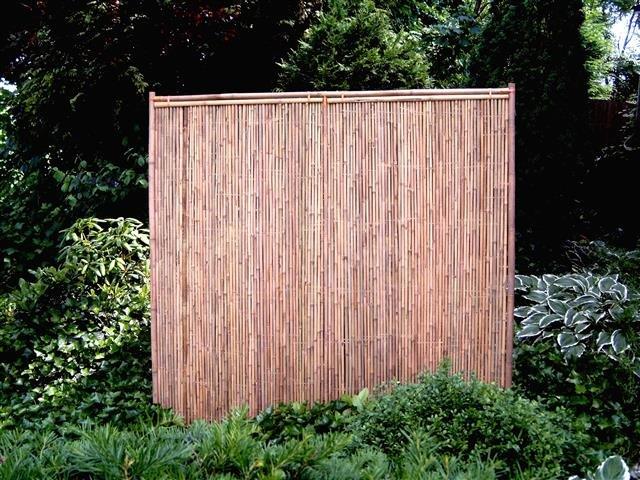 Bamboescherm Recht 90cm x 180cm