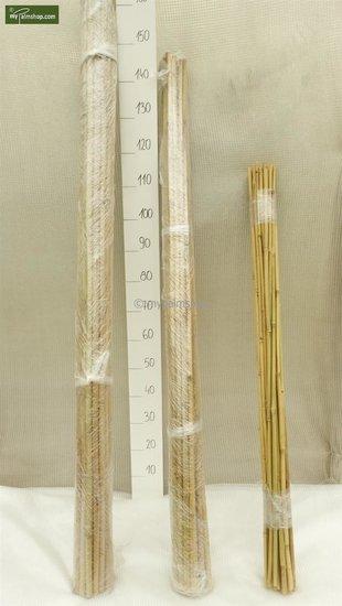 Bamboe stokken 120cm