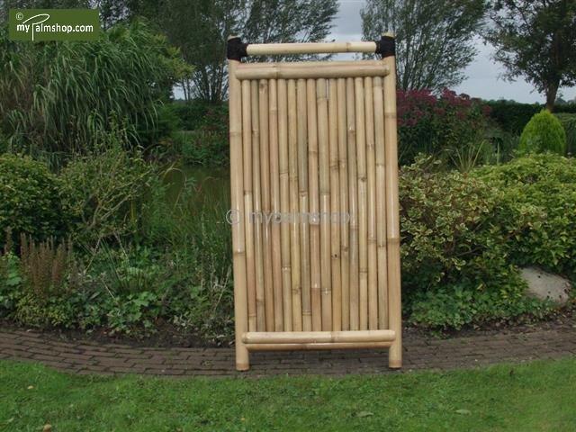 Bamboescherm Teppan 90cm x 180cm Luxe Standard