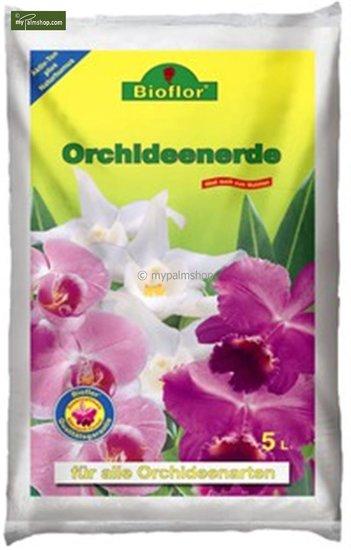 Bioflor Orchideëngrond 5 ltr.