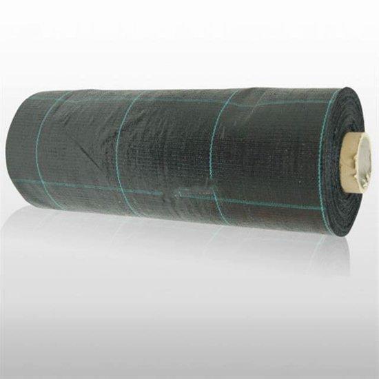 Anti onkruidfolie - Anti worteldoek- gronddoek - 100 Mtr. x 2 Mtr (200m2) [pallet]