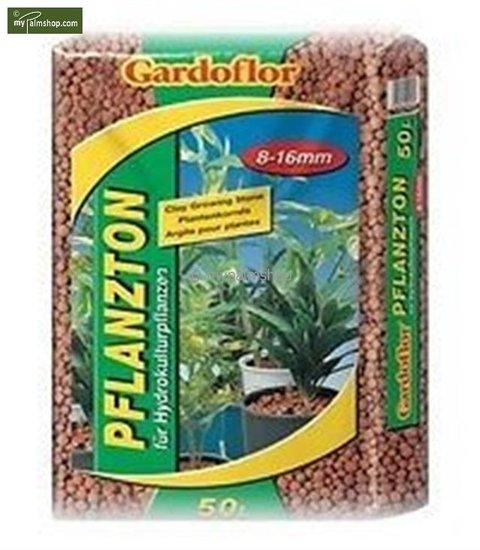 Billes d'argile expansée pour plantes hydroponiques 10 Ltr