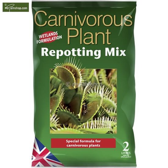Carnivorous Focus Repotting Mix 2 ltr